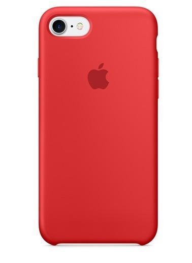 Jacobson iPhone 7 / 8 Silikon Kapak Mavi